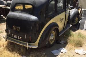 1957 Austin Fs3 three door taxi
