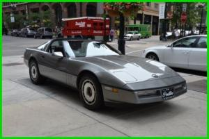 1984 Chevrolet Corvette very clean, blows COLD A/C, rudy@7734073227