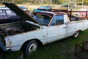 VE Valiant Wayfarer UTE in NSW