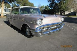 1957 Chev Belair 4 Door Hardtop in VIC