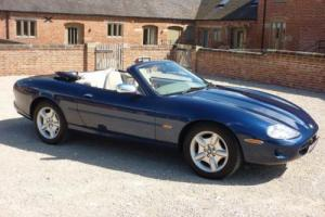 JAGUAR XK8 4.0 AUTO 1997 COVERED 14,000 MILES WITH 1 OVERSEAS OWNER FROM NEW