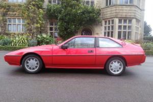 LOTUS EXCEL 1985 CLASSIC CAR READY TO USE PART EXCHANGE WELCOME Photo