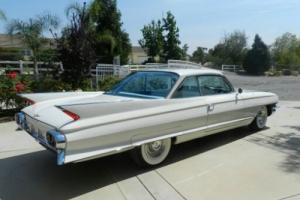 1961 Cadillac DeVille Coupe DeVille Series 63