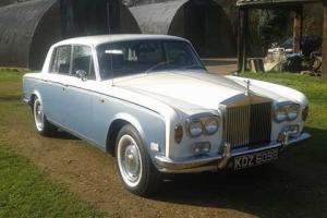 1975 Rolls Royce Silver Shadow 1 Photo