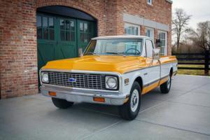 1972 Chevrolet C20 - Cheyenne