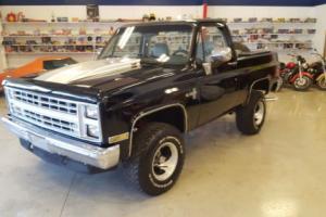 1987 Chevrolet Blazer V10/15 Serie