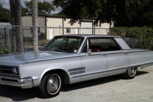 1966 Chrysler 300 4 DOOR HARDTOP NEW YORKER