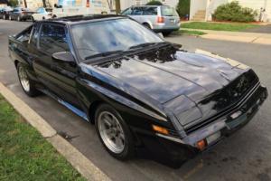 1987 Chrysler Other TSI