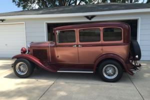 1930 DeSoto 4 door