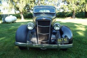 1935 Dodge DU Coupe