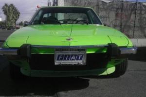1974 Fiat X 1/9