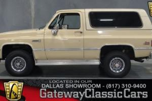 1985 GMC K 1500 Jimmy