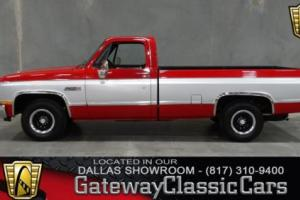 1984 GMC Sierra 1500 1500