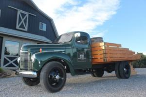 1947 International Harvester KB5
