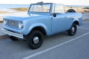 1965 International Harvester Scout 80 Photo