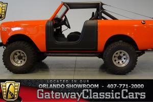 1975 International Harvester Scout SS