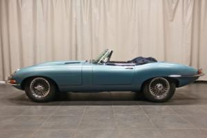 Jaguar: E-Type XKE Series 1