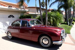 1963 Jaguar MK2 , 2.4L, Right Hand Steer, Auto.  NO RESERVE**