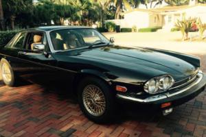 1989 Jaguar XJS XJS Photo