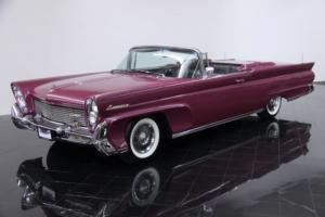 1958 Lincoln Mark Series Mark III