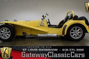 1967 Lotus Super 7 Series 3