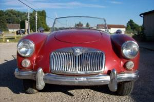 1960 MG MGA Photo