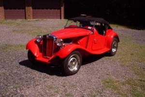 1952 MG T-Series