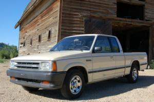 1986 Mazda B-Series Pickups Photo