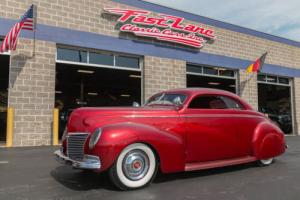 1939 Mercury Coupe Custom