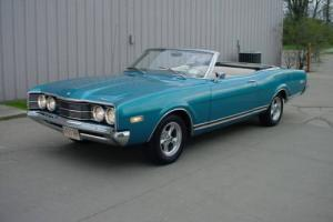 1968 Mercury Montego MX CONVERTIBLE