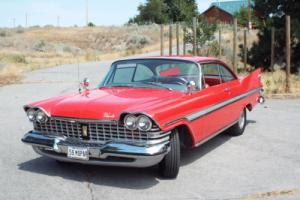 1959 Plymouth Fury HT Coupe