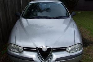 Alfa Romeo 156 2 4LT Project NO Reserve in NSW
