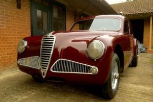 1950 Alfa Romeo 6C2500S Pininfarina Berlina