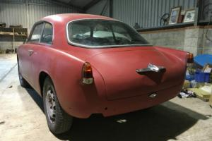 1958 Alfa Romeo Giulietta Sprint First Series Photo