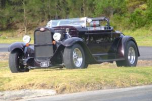 HOT ROD 1928 Chev Roadster