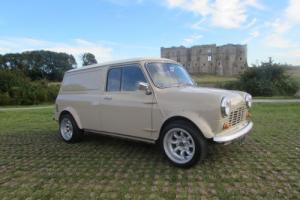 1981 classic mini van