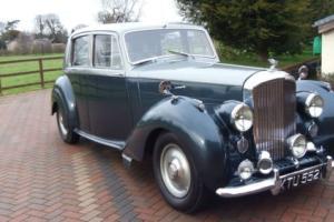 1948 Bentley MK VI Photo
