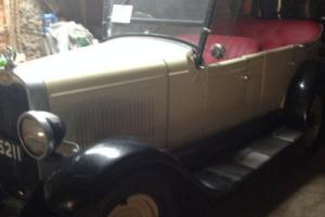 1928 Chevy open top