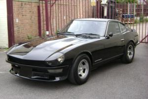 DATSUN 240Z UK RHD 1973