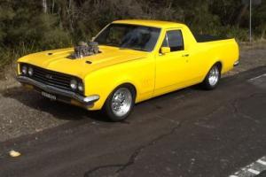 """Holden 1970 HT UTE Blown 350 Chev Muncie 4 Speed 9"""" Diff"""