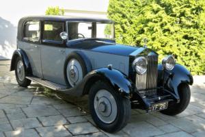 ROLLS ROYCE 20/25 1934 PARK ROYAL OWNER DRIVER SALOON