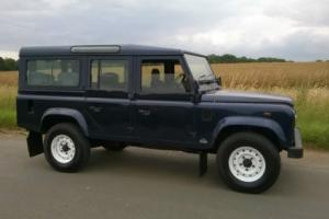 """LAND ROVER 110 """"DEFENDER"""" 69,407miles, FULL HISTORY, 2 OWNERS."""