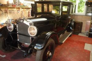 1925 Studebaker Big six sedan , Luxury American car of its time