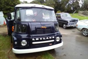 LEYLAND REDLINE  BLUE/BLACK 550 Petrol