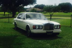 1989 Bentley Mulsanne Photo