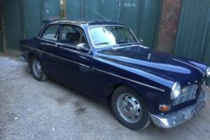 VOLVO 133 AMAZON RALLY CAR PROJECT X 2 ,FIRST MOT'D DRIVING,2ND A SHELL