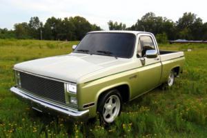 1986 Chevrolet C-10 SILVERADO SIERRA C10 K15 K20 1500 C/K 1500 6.0 LS Photo