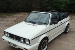 Vw Golf Mk1 Clipper Cabriolet