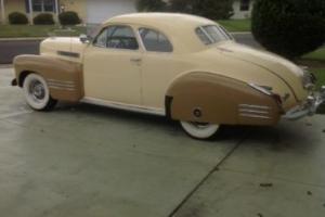 1941 Cadillac 6227