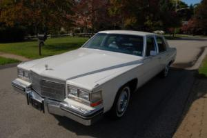 1984 Cadillac Brougham